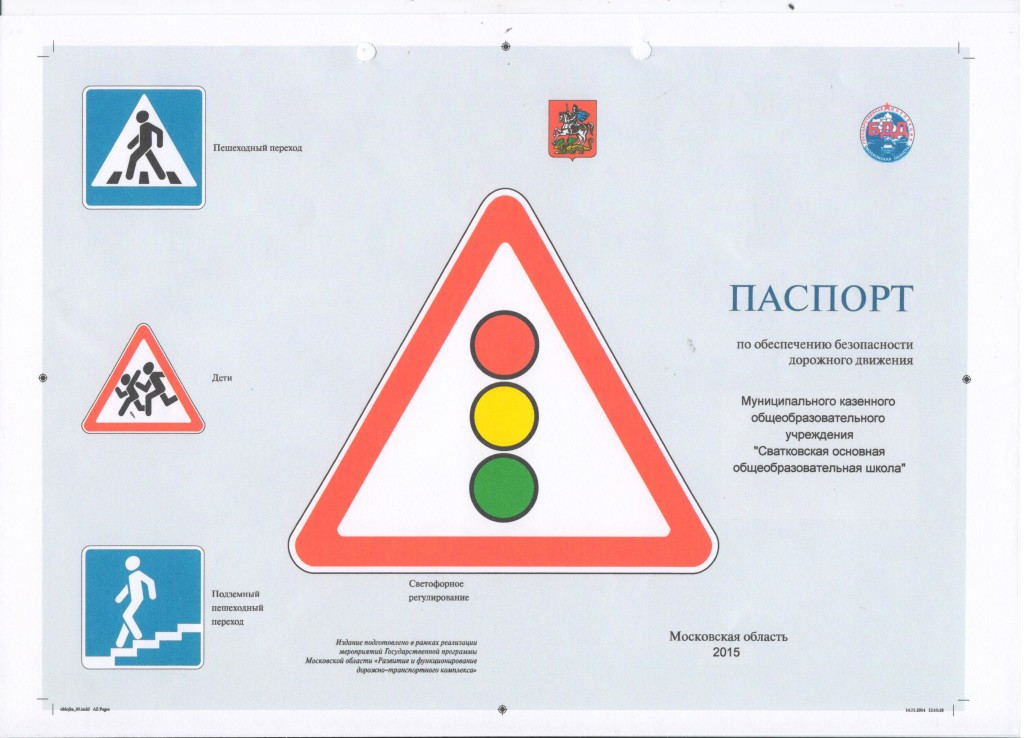 паспорт безопасности 001
